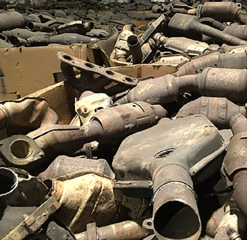 What is the Benefit of Catalytic Converter?