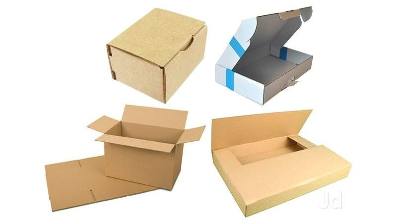 Folding Cartons VS Corrugated Boxes- Which to choose?