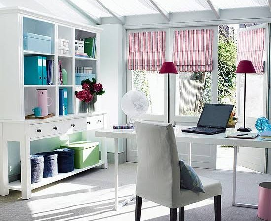 4 Essential Items You Need to Make a Well-Organised Home Office