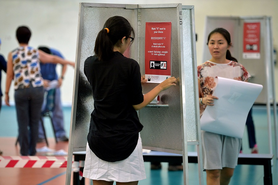 Election Department Singapore Updates for the Polling Day