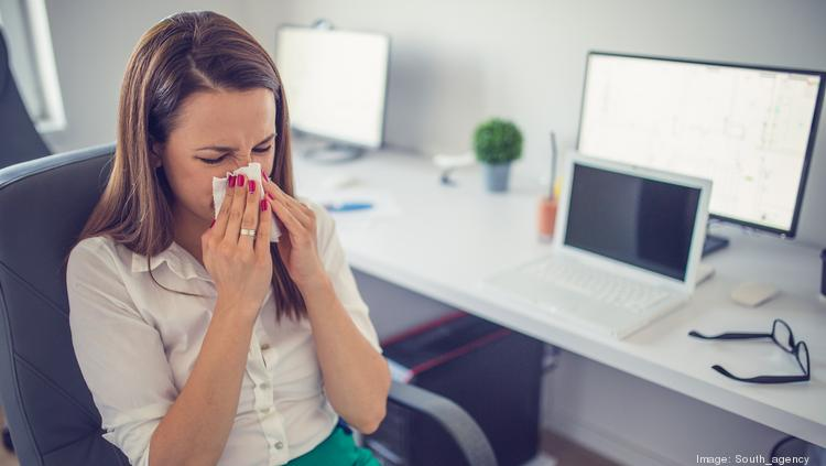 Workplace productivity: Help your employees fight flu season!