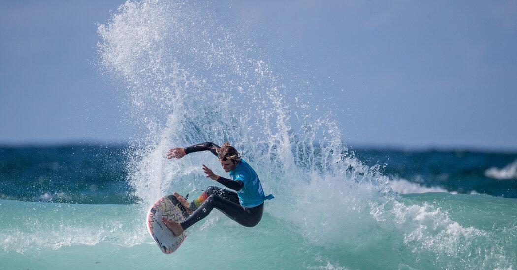 Surfer-Friendly Real Estate: A Market Report