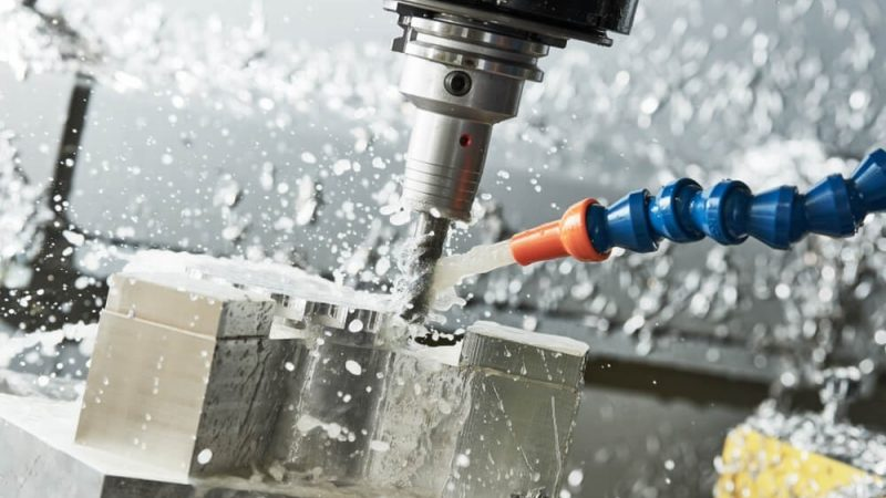 Practical Features For The CNC Hision Machine